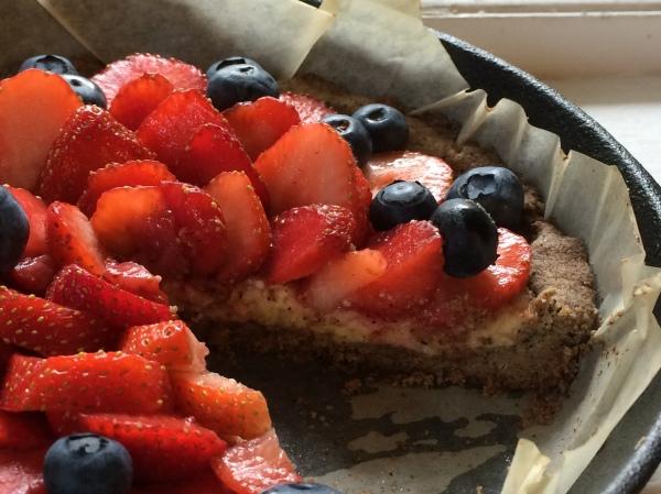 tarte aux fraises (3)